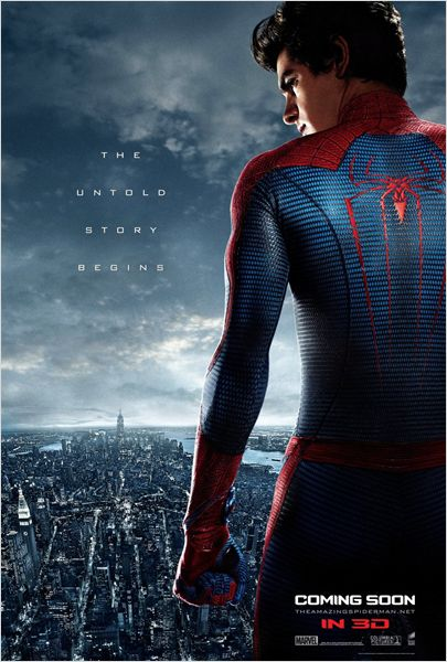 amazingspidermanafficheus