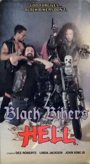 BLACK BIKERS FROM HELL