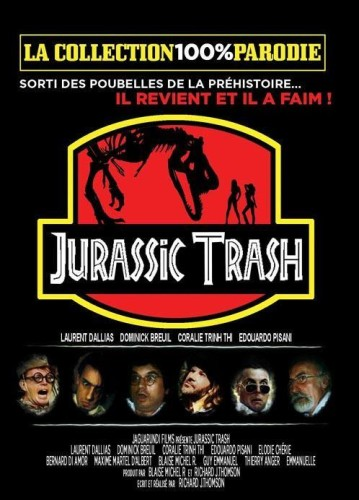 Jurassic Trash affiche