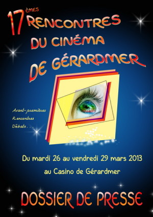 Rencontres cinema gerardmer 2016