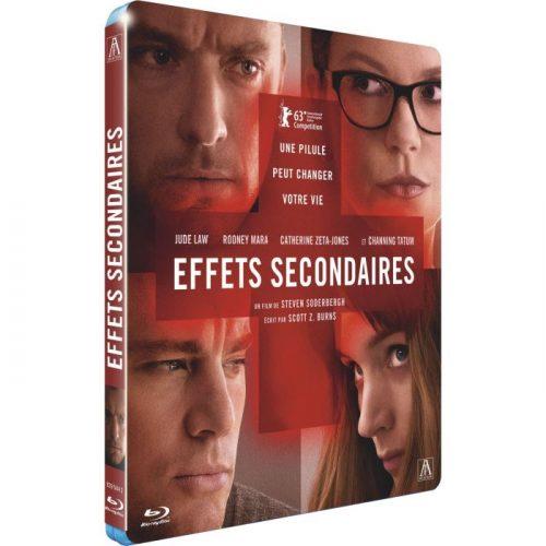 Effets secondaires de Steven Soderbergh en vidéo