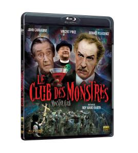 3D-club des monstres-BD