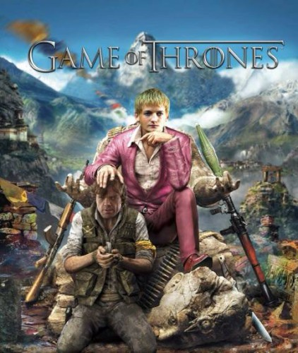 Far Cry 4 parodie Game of thrones