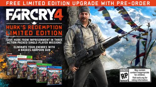 Far Cry 4 - Hurk DLC
