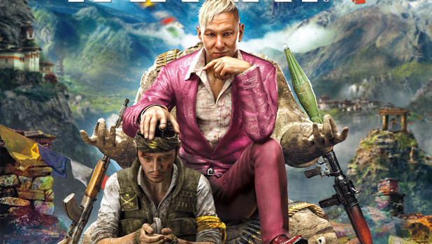 Far Cry 4 - Jaquette