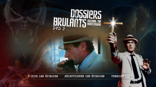 Dossiers brulants (1)