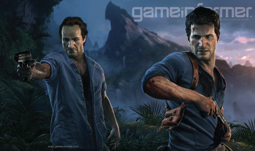 Uncharted-4-game-informer-couverture
