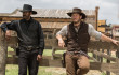 Denzel Washington and Chris Pratt star in Columbia Pictures' THE MAGNIFICENT SEVEN.