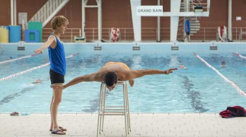 SEQ 13, J3, Cours de natation, Samir, Agathe et ado
