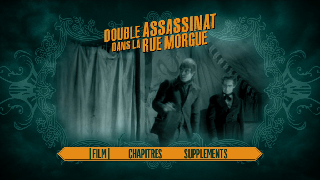 double assassinat de la rue morgue