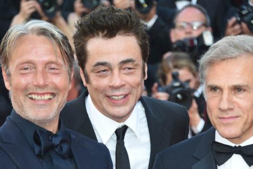 Mads Mikkelsen, Benicio Del Toro, Christoph Waltz
