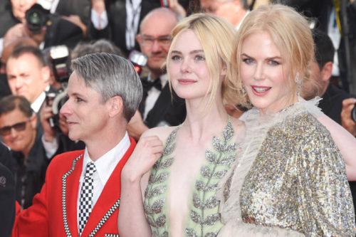 John Cameron Mitchell, Elle Fanning, Nicole Kidman
