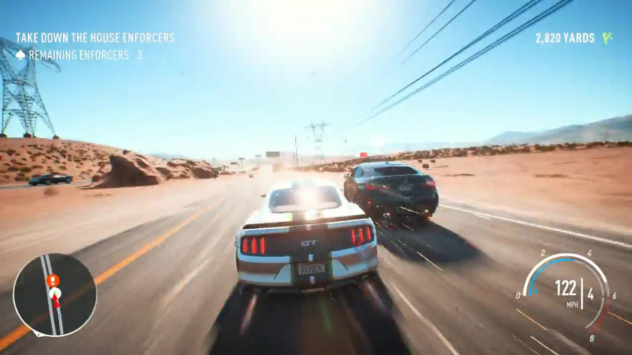 critique avis review need for speed payback nos impressions. Black Bedroom Furniture Sets. Home Design Ideas
