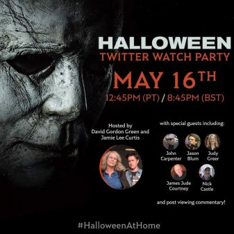 SATURDAY TWITTER WATCH PARTY SERIES Halloween