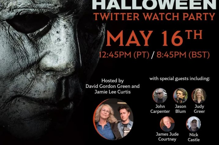 SATURDAY TWITTER WATCH PARTY SERIES Halloween